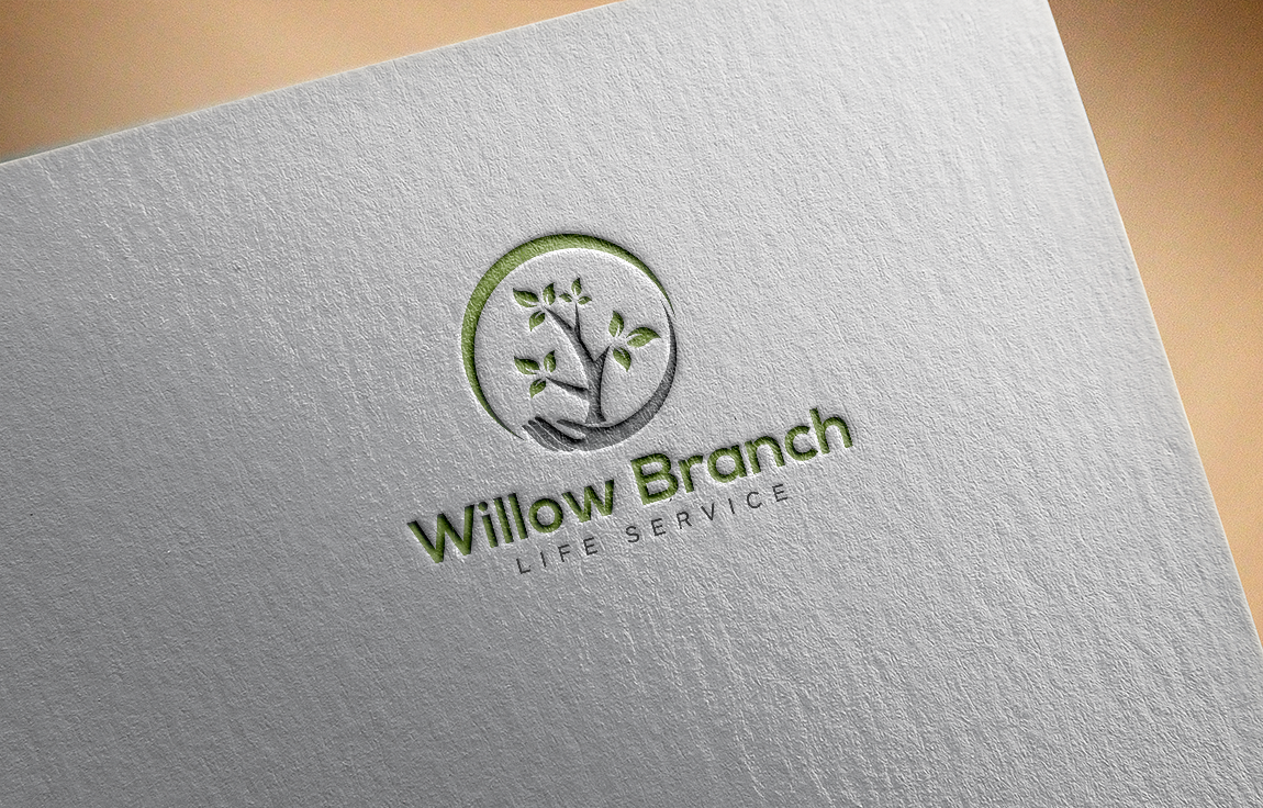 Logo Design by roc - Entry No. 305 in the Logo Design Contest Artistic Logo Design for Willow Branch Life Service.