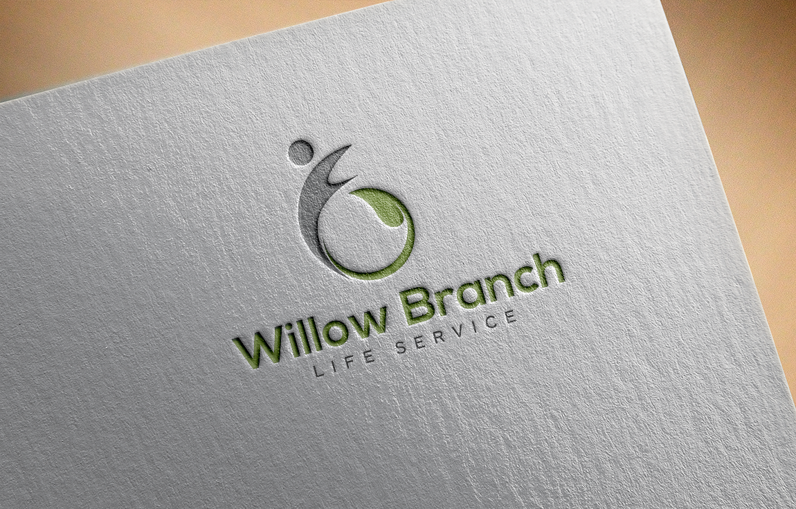 Logo Design by roc - Entry No. 308 in the Logo Design Contest Artistic Logo Design for Willow Branch Life Service.