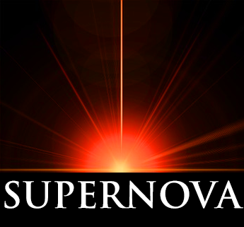 Logo Design by Oliver Guinto - Entry No. 34 in the Logo Design Contest Creative Logo Design for Supernova.