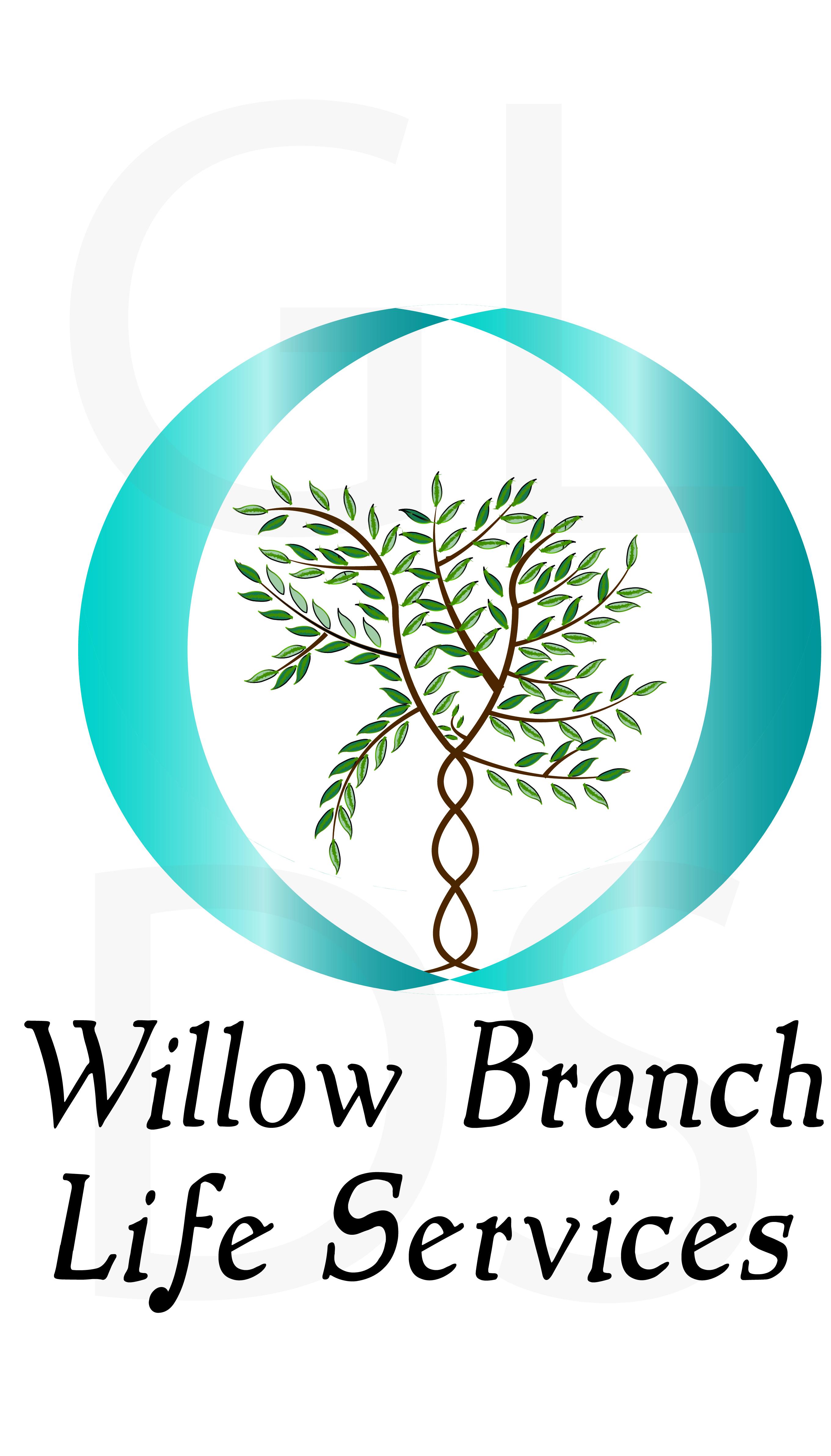 Logo Design by Goran Ledjenovic - Entry No. 310 in the Logo Design Contest Artistic Logo Design for Willow Branch Life Service.