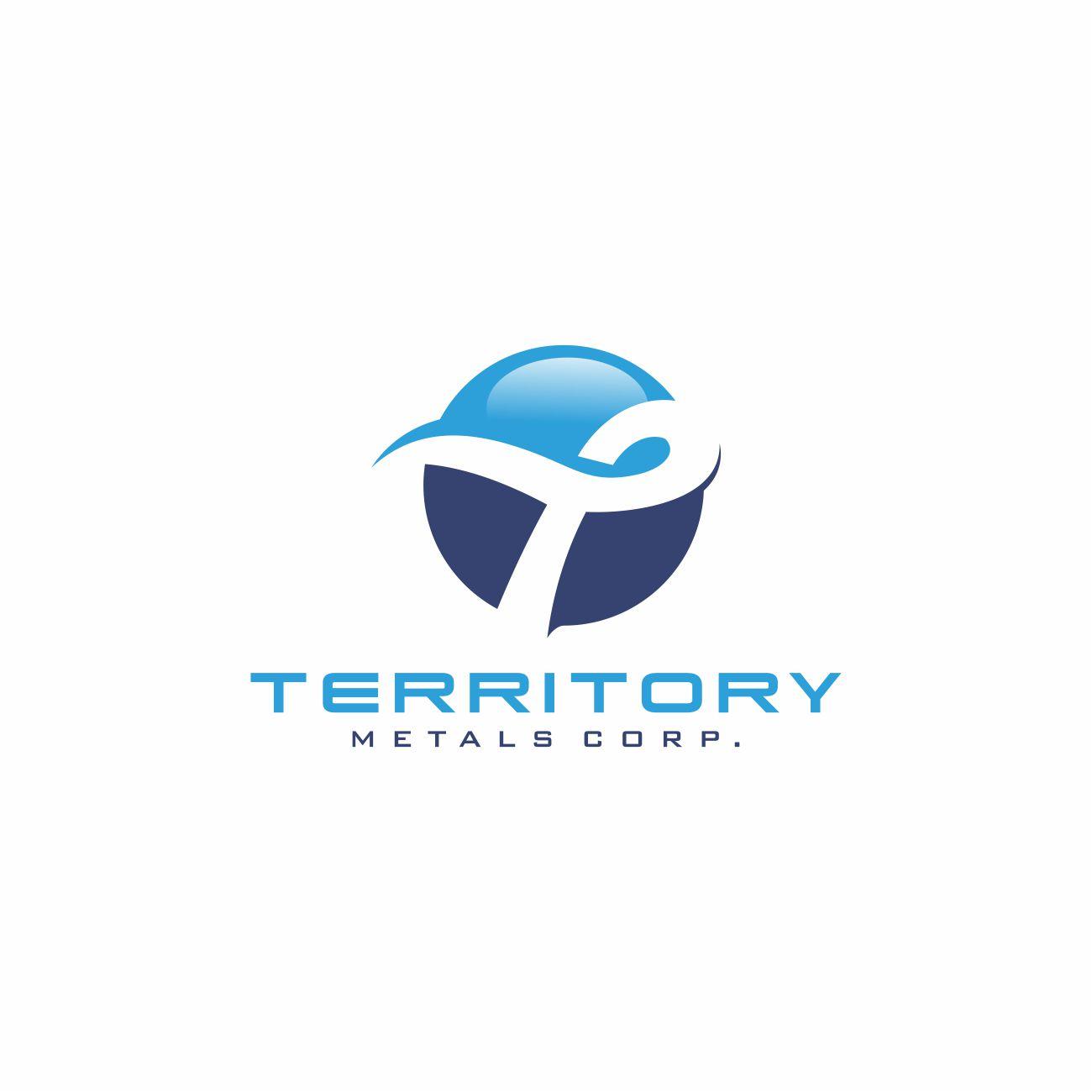 Logo Design by RasYa Muhammad Athaya - Entry No. 188 in the Logo Design Contest Unique Logo Design Wanted for Territory Metals Corp..