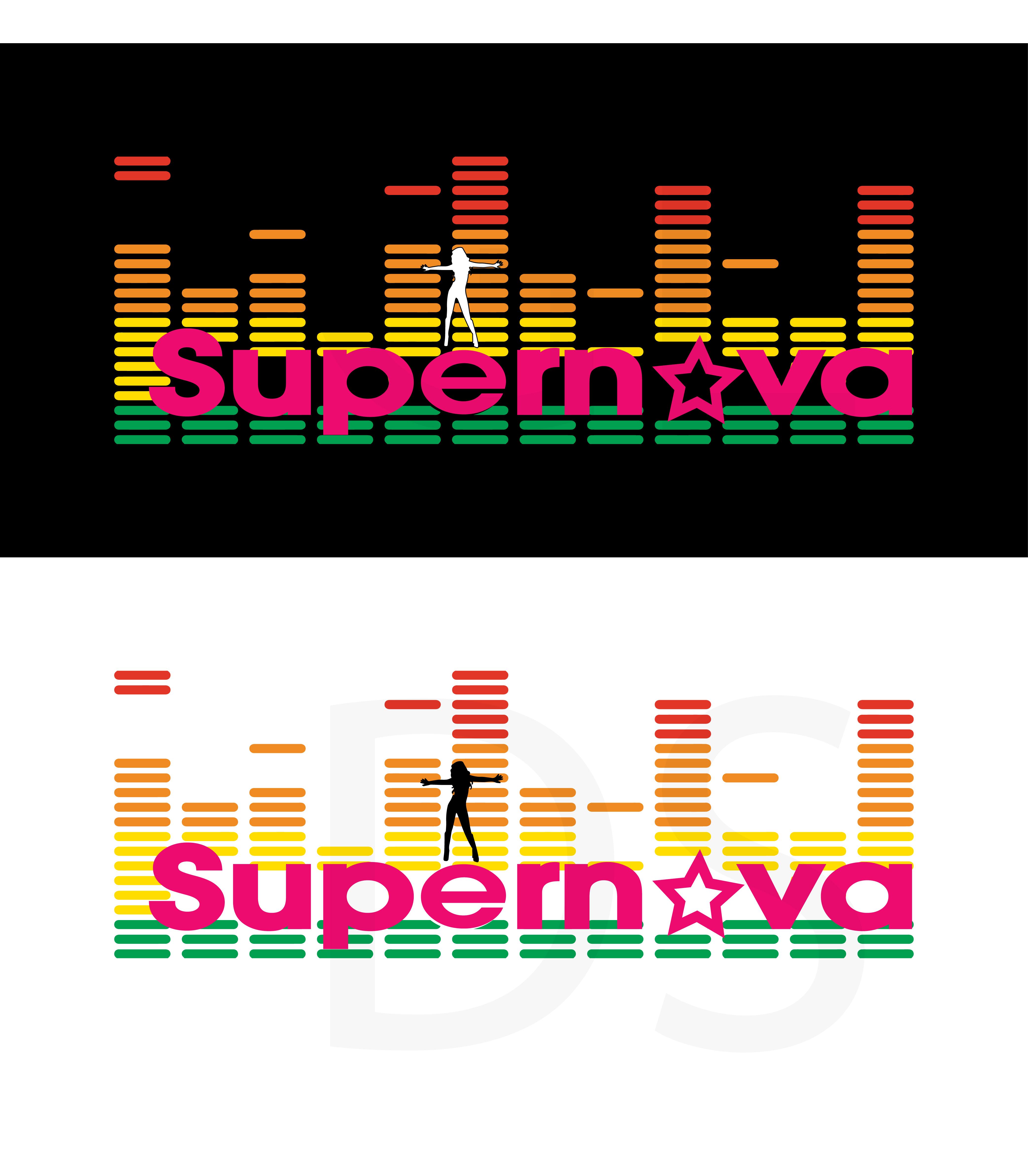 Logo Design by Goran Ledjenovic - Entry No. 47 in the Logo Design Contest Creative Logo Design for Supernova.
