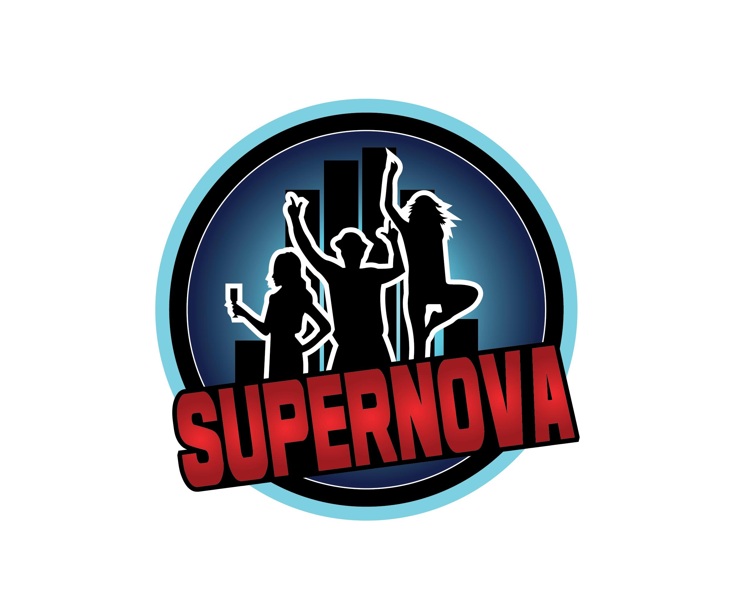 Logo Design by pojas12 - Entry No. 48 in the Logo Design Contest Creative Logo Design for Supernova.