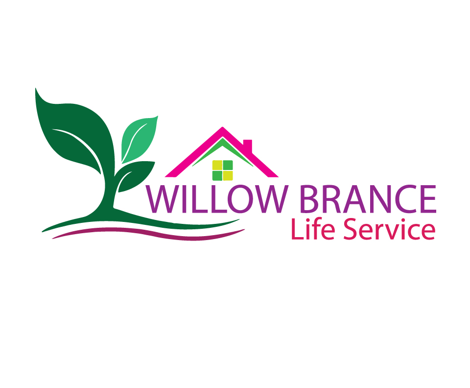 Logo Design by Private User - Entry No. 319 in the Logo Design Contest Artistic Logo Design for Willow Branch Life Service.