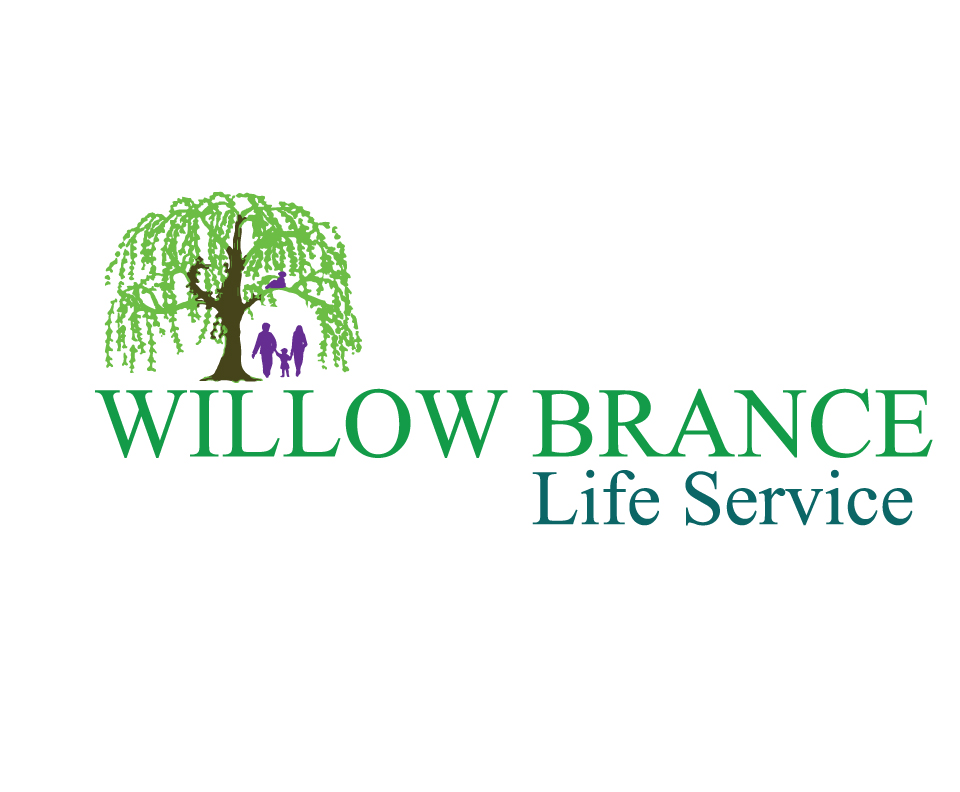 Logo Design by Private User - Entry No. 325 in the Logo Design Contest Artistic Logo Design for Willow Branch Life Service.