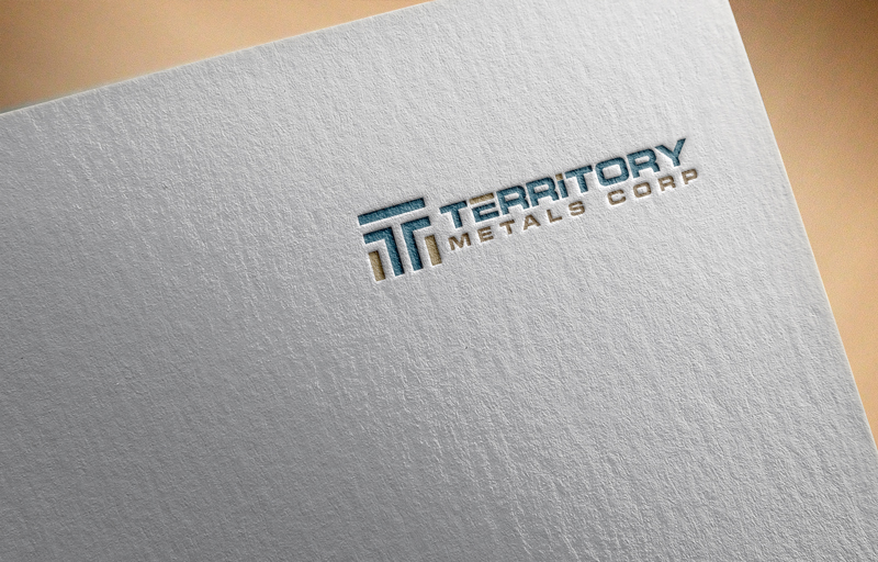 Logo Design by Mohammad azad Hossain - Entry No. 191 in the Logo Design Contest Unique Logo Design Wanted for Territory Metals Corp..