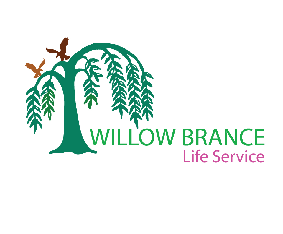 Logo Design by Private User - Entry No. 326 in the Logo Design Contest Artistic Logo Design for Willow Branch Life Service.