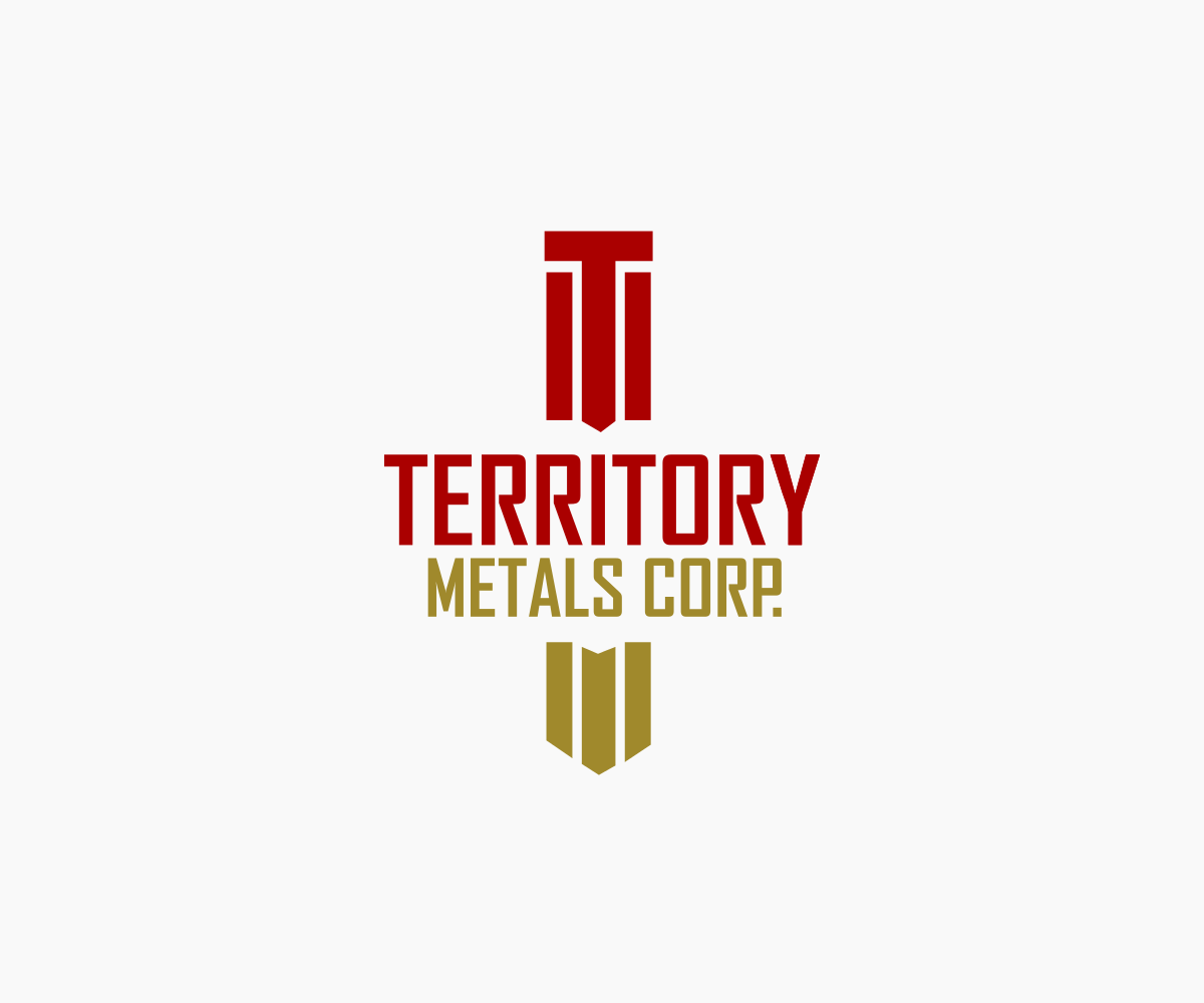 Logo Design by igepe - Entry No. 196 in the Logo Design Contest Unique Logo Design Wanted for Territory Metals Corp..
