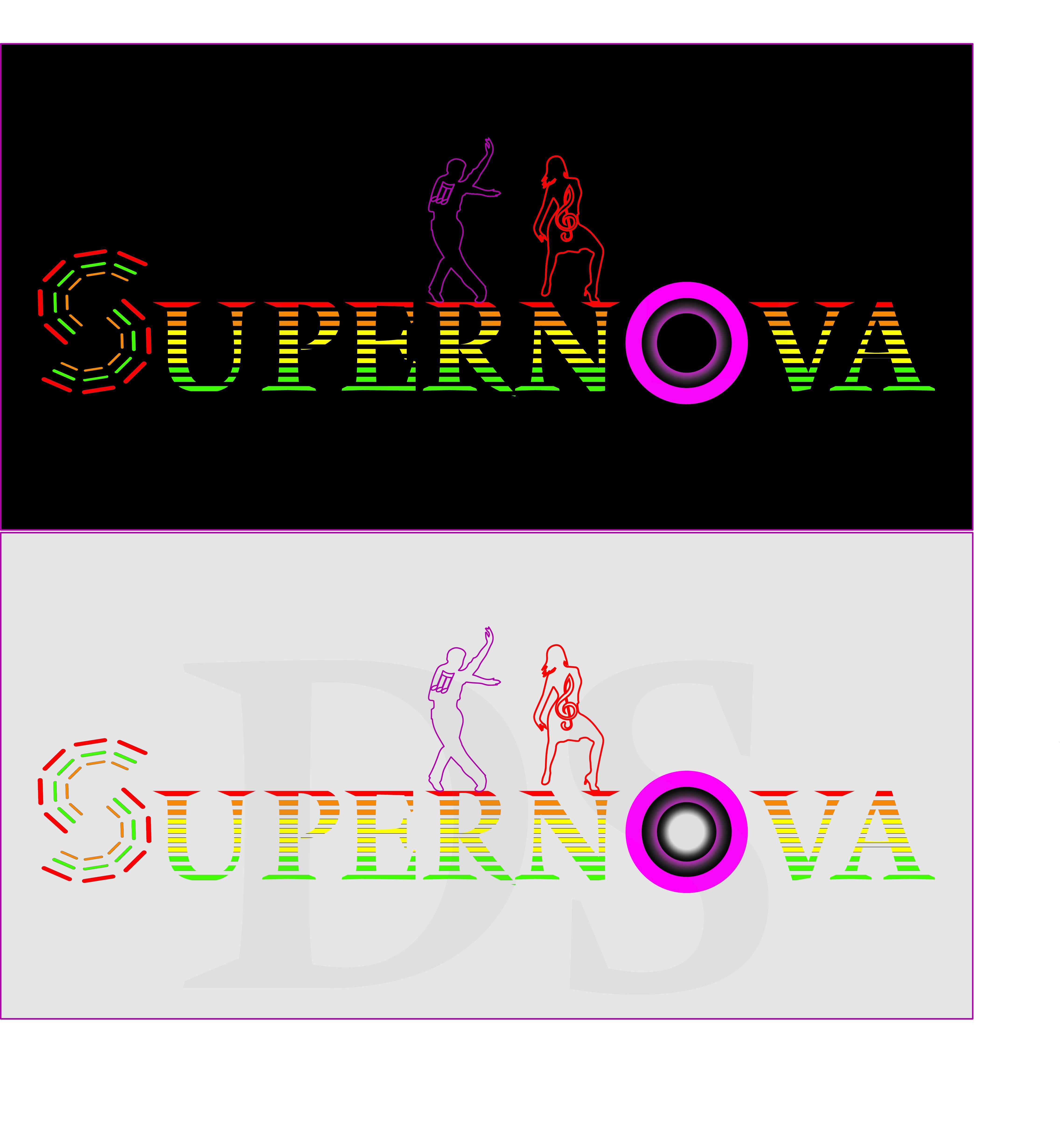 Logo Design by Goran Ledjenovic - Entry No. 52 in the Logo Design Contest Creative Logo Design for Supernova.