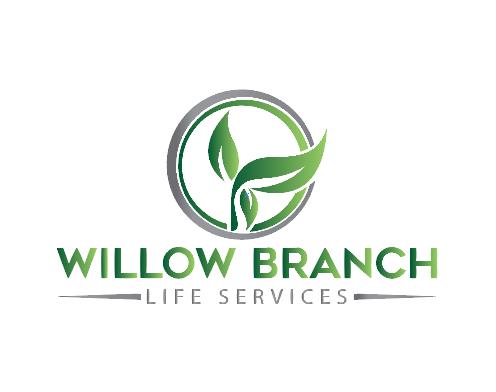 Logo Design by Melton Design - Entry No. 339 in the Logo Design Contest Artistic Logo Design for Willow Branch Life Service.
