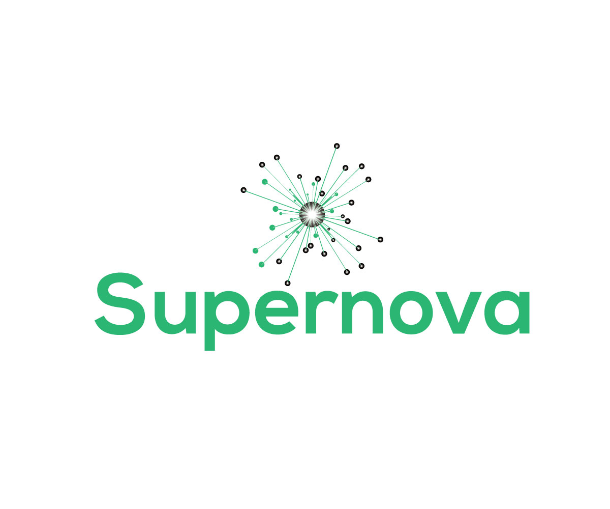 Logo Design by Naeem Billah - Entry No. 53 in the Logo Design Contest Creative Logo Design for Supernova.