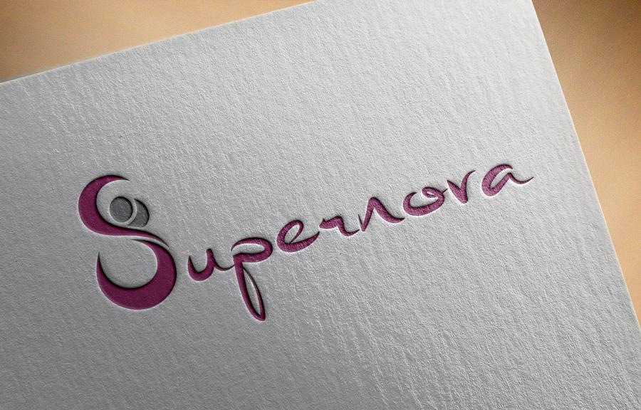Logo Design by Highexpert Design - Entry No. 57 in the Logo Design Contest Creative Logo Design for Supernova.