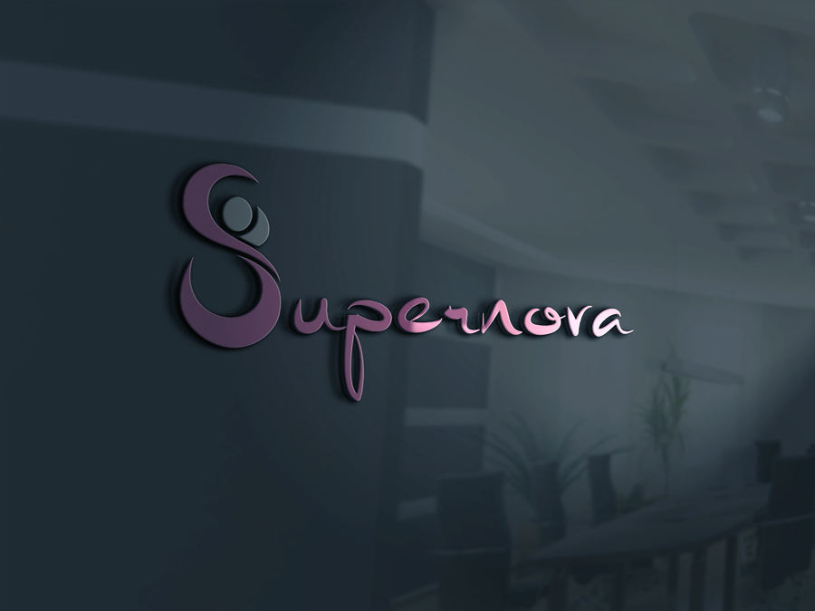 Logo Design by Highexpert Design - Entry No. 58 in the Logo Design Contest Creative Logo Design for Supernova.