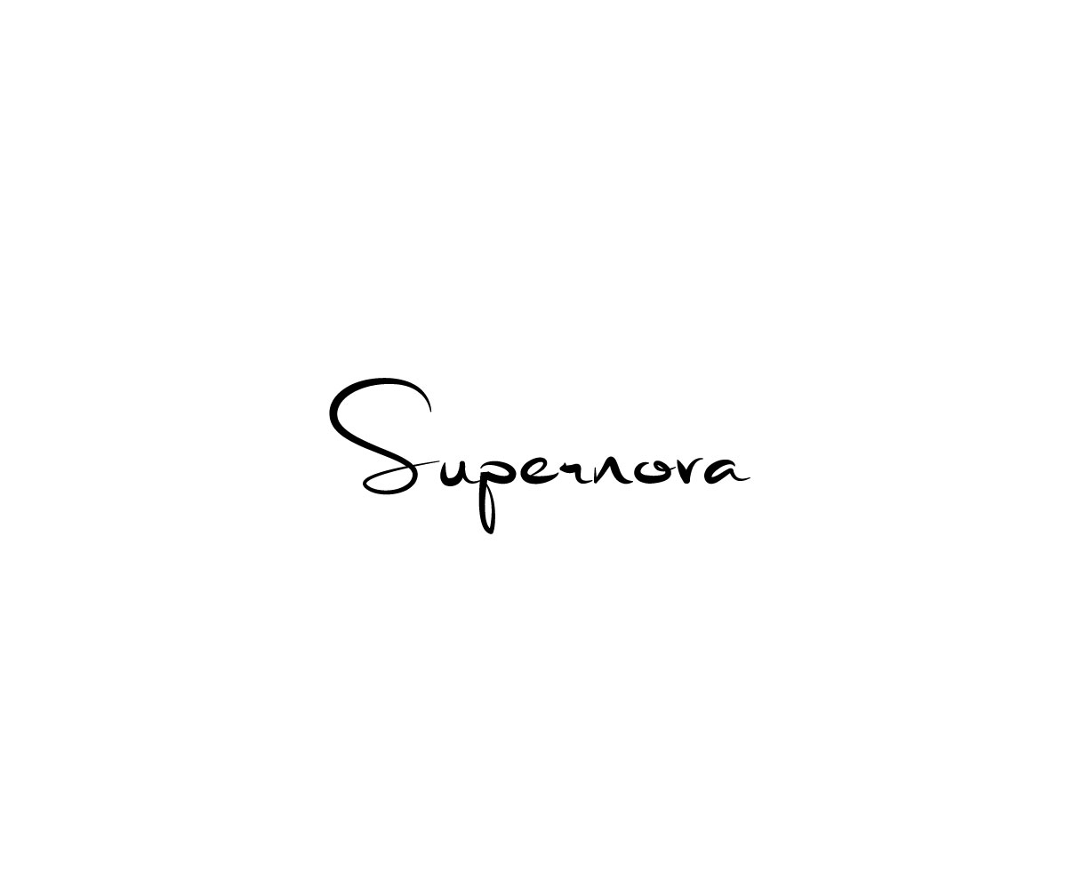 Logo Design by Tuhin Mazumder - Entry No. 64 in the Logo Design Contest Creative Logo Design for Supernova.