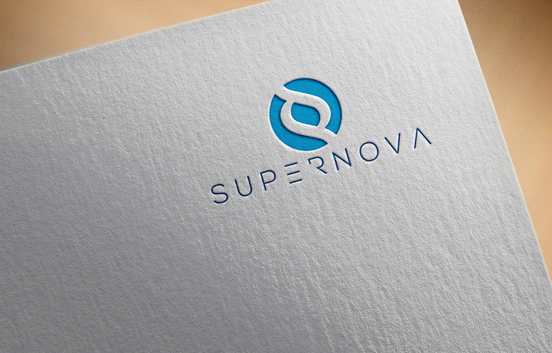 Logo Design by Ahmed Murad - Entry No. 75 in the Logo Design Contest Creative Logo Design for Supernova.