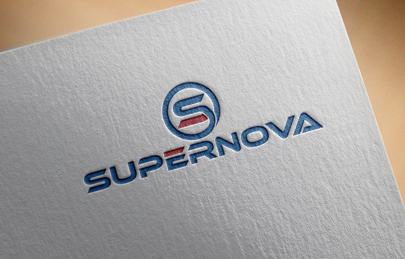 Logo Design by Mahedi Hasan - Entry No. 77 in the Logo Design Contest Creative Logo Design for Supernova.