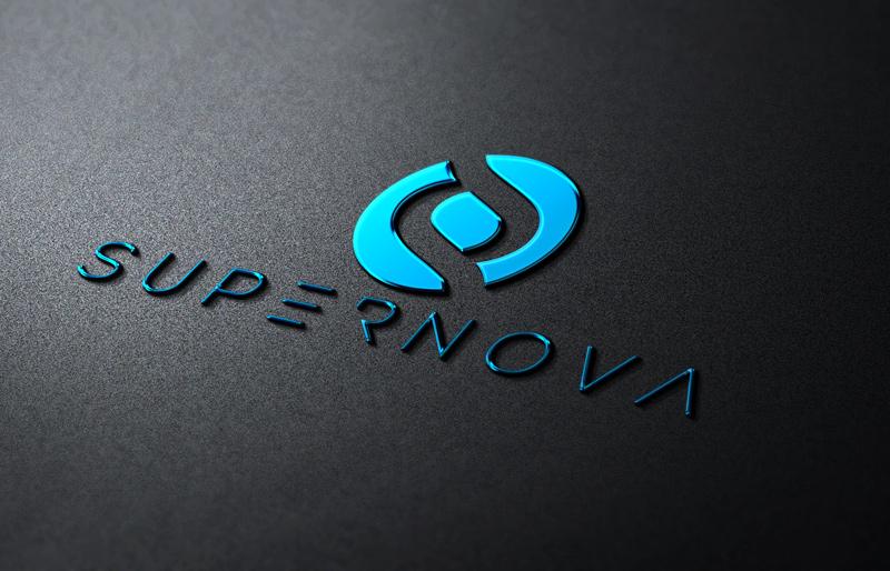Logo Design by Ahmed Murad - Entry No. 79 in the Logo Design Contest Creative Logo Design for Supernova.