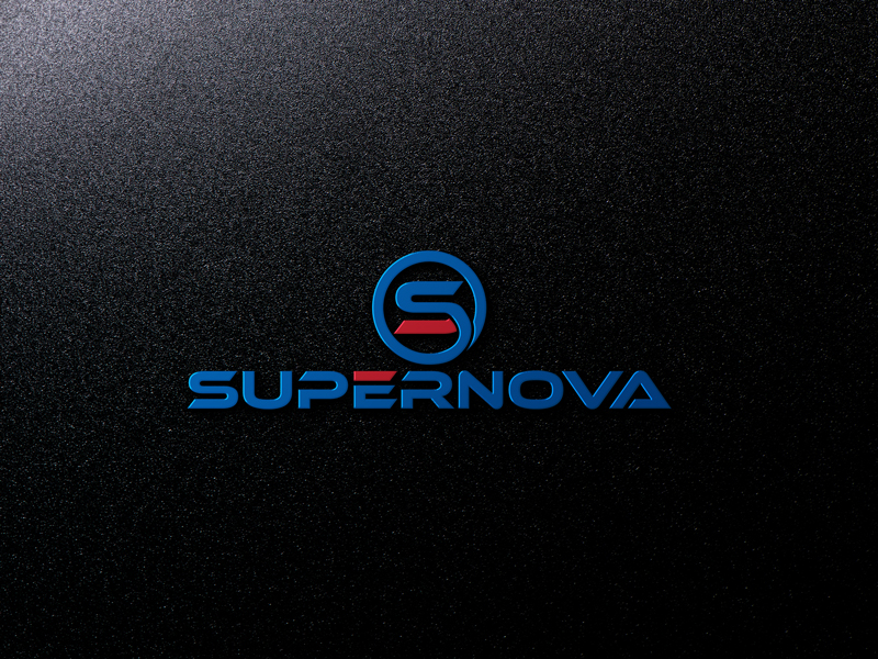 Logo Design by Mahedi Hasan - Entry No. 80 in the Logo Design Contest Creative Logo Design for Supernova.
