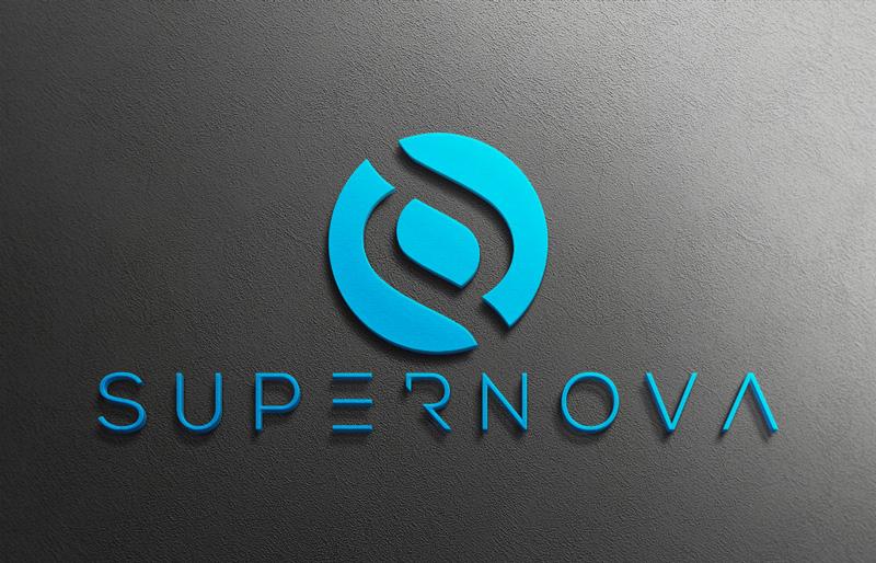 Logo Design by Ahmed Murad - Entry No. 83 in the Logo Design Contest Creative Logo Design for Supernova.