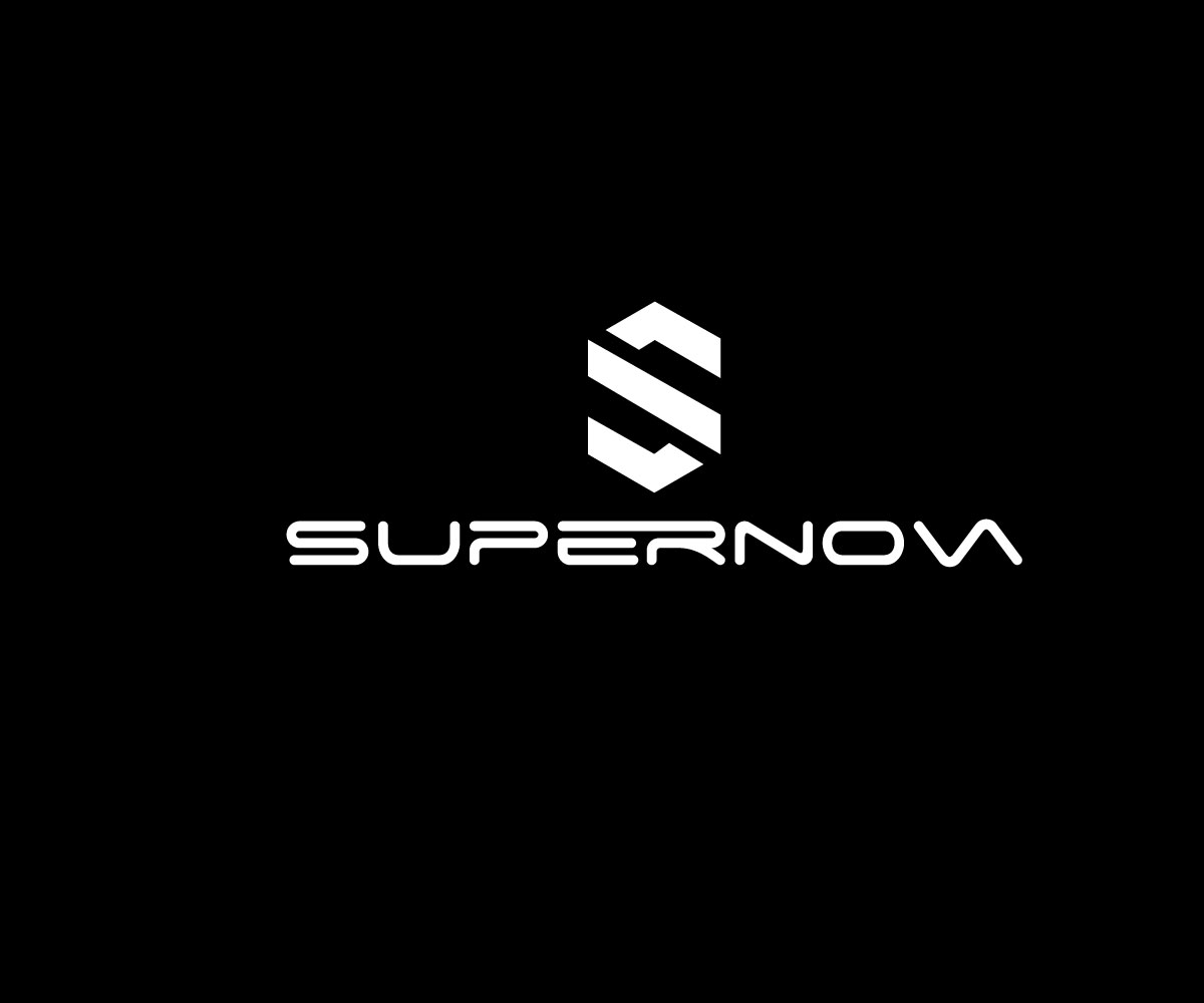Logo Design by Taher Patwary - Entry No. 84 in the Logo Design Contest Creative Logo Design for Supernova.
