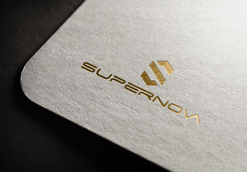 Logo Design by Taher Patwary - Entry No. 85 in the Logo Design Contest Creative Logo Design for Supernova.