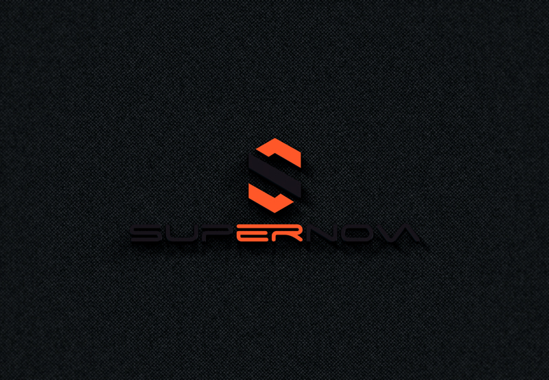 Logo Design by Taher Patwary - Entry No. 86 in the Logo Design Contest Creative Logo Design for Supernova.