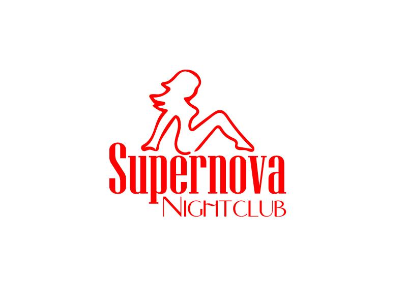 Logo Design by Shahporan Hossain - Entry No. 88 in the Logo Design Contest Creative Logo Design for Supernova.