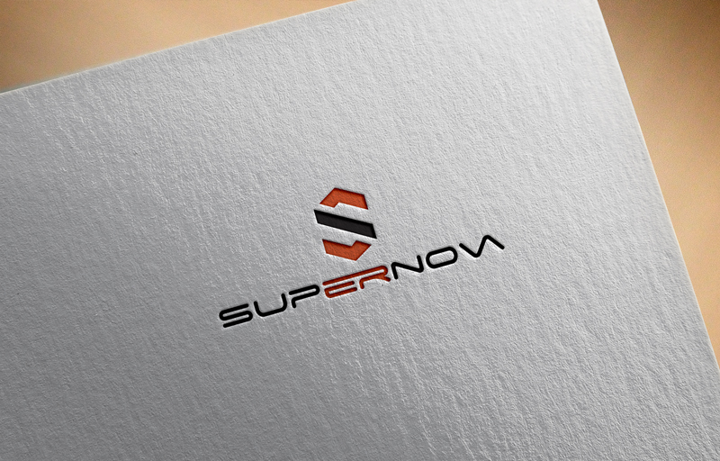 Logo Design by Taher Patwary - Entry No. 89 in the Logo Design Contest Creative Logo Design for Supernova.