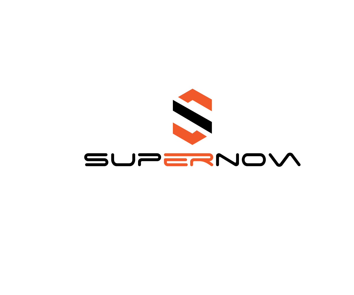 Logo Design by Taher Patwary - Entry No. 90 in the Logo Design Contest Creative Logo Design for Supernova.