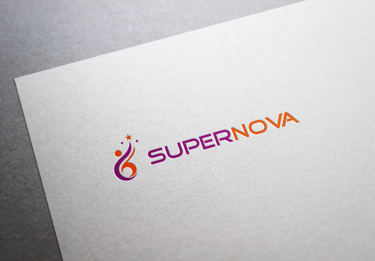 Logo Design by Perfect Design - Entry No. 94 in the Logo Design Contest Creative Logo Design for Supernova.