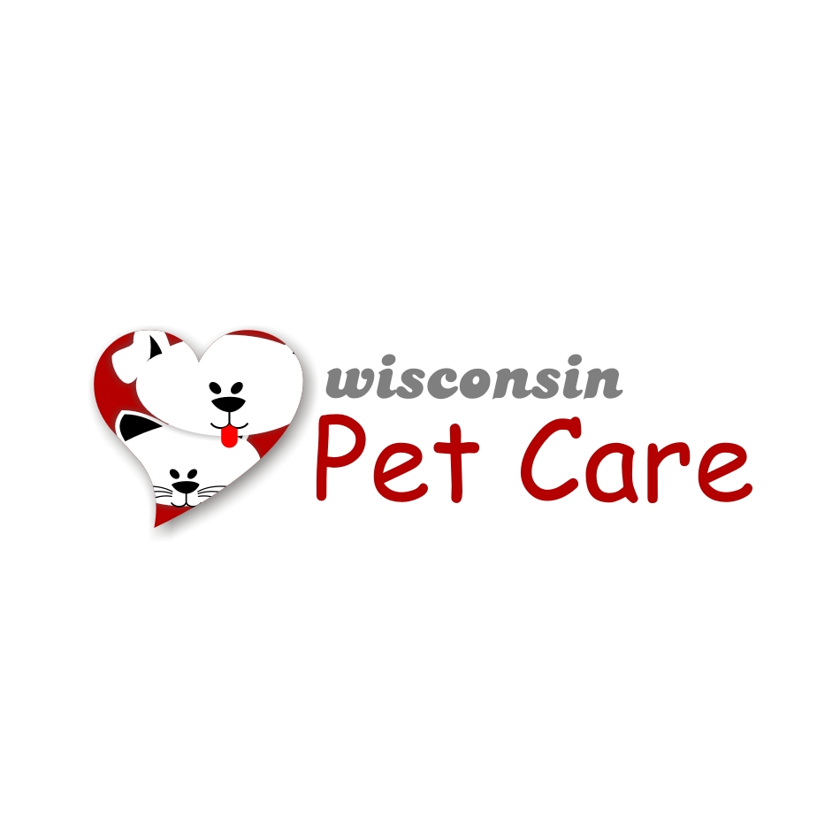 Logo Design by joelian - Entry No. 122 in the Logo Design Contest Wisconsin Pet Care.