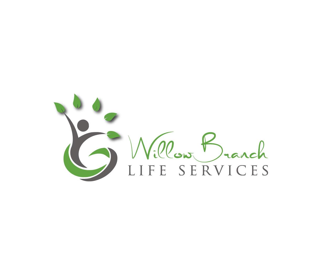 Logo Design by Highexpert Design - Entry No. 343 in the Logo Design Contest Artistic Logo Design for Willow Branch Life Service.