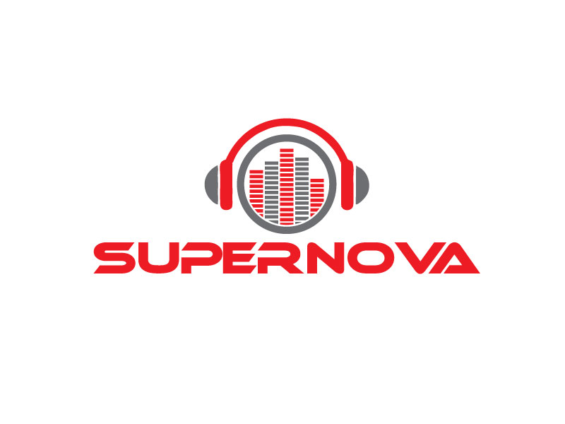 Logo Design by Bahar Hossain - Entry No. 99 in the Logo Design Contest Creative Logo Design for Supernova.