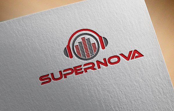 Logo Design by Bahar Hossain - Entry No. 100 in the Logo Design Contest Creative Logo Design for Supernova.