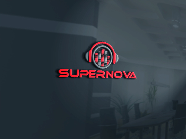 Logo Design by Bahar Hossain - Entry No. 102 in the Logo Design Contest Creative Logo Design for Supernova.