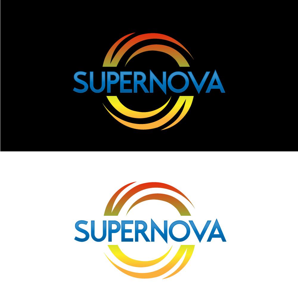 Logo Design by rockin - Entry No. 105 in the Logo Design Contest Creative Logo Design for Supernova.