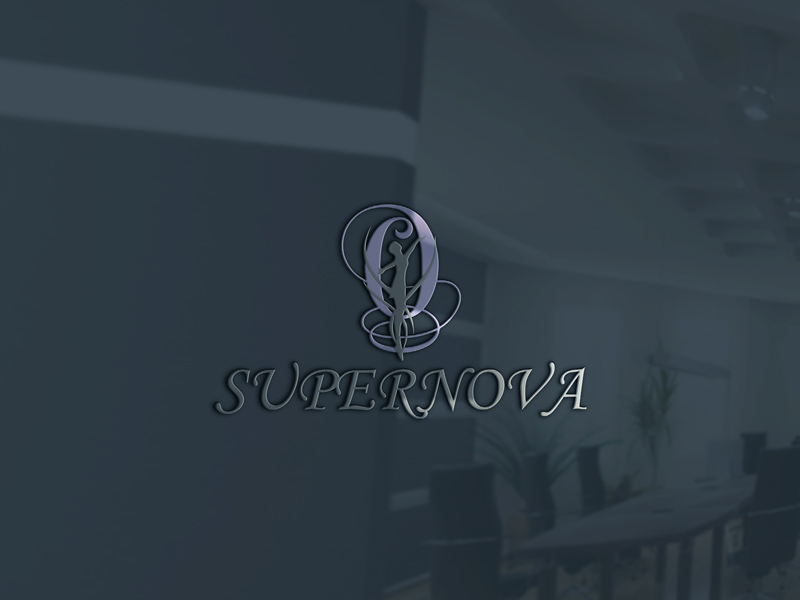 Logo Design by Ashraful Alam - Entry No. 108 in the Logo Design Contest Creative Logo Design for Supernova.