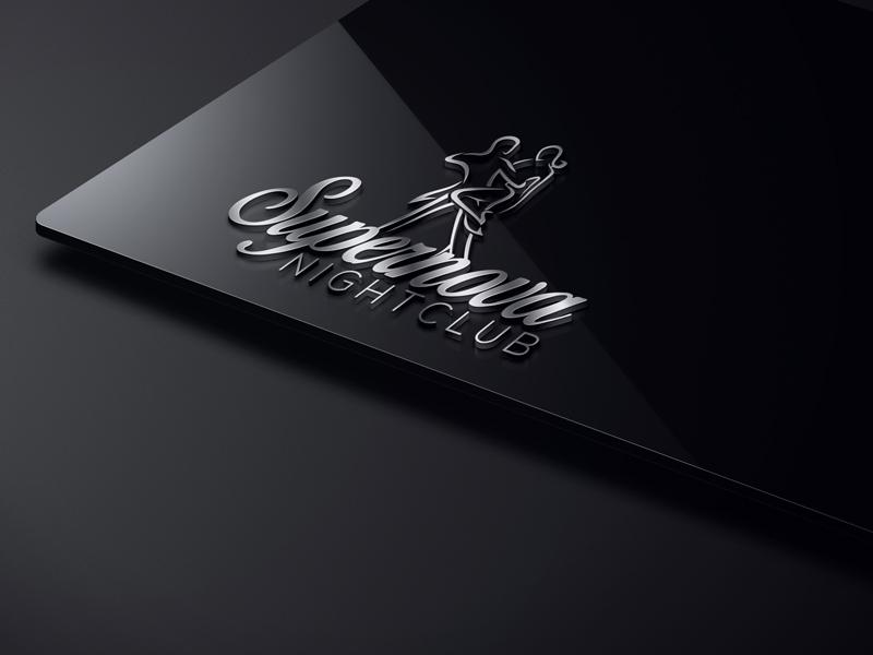 Logo Design by One Touch - Entry No. 114 in the Logo Design Contest Creative Logo Design for Supernova.
