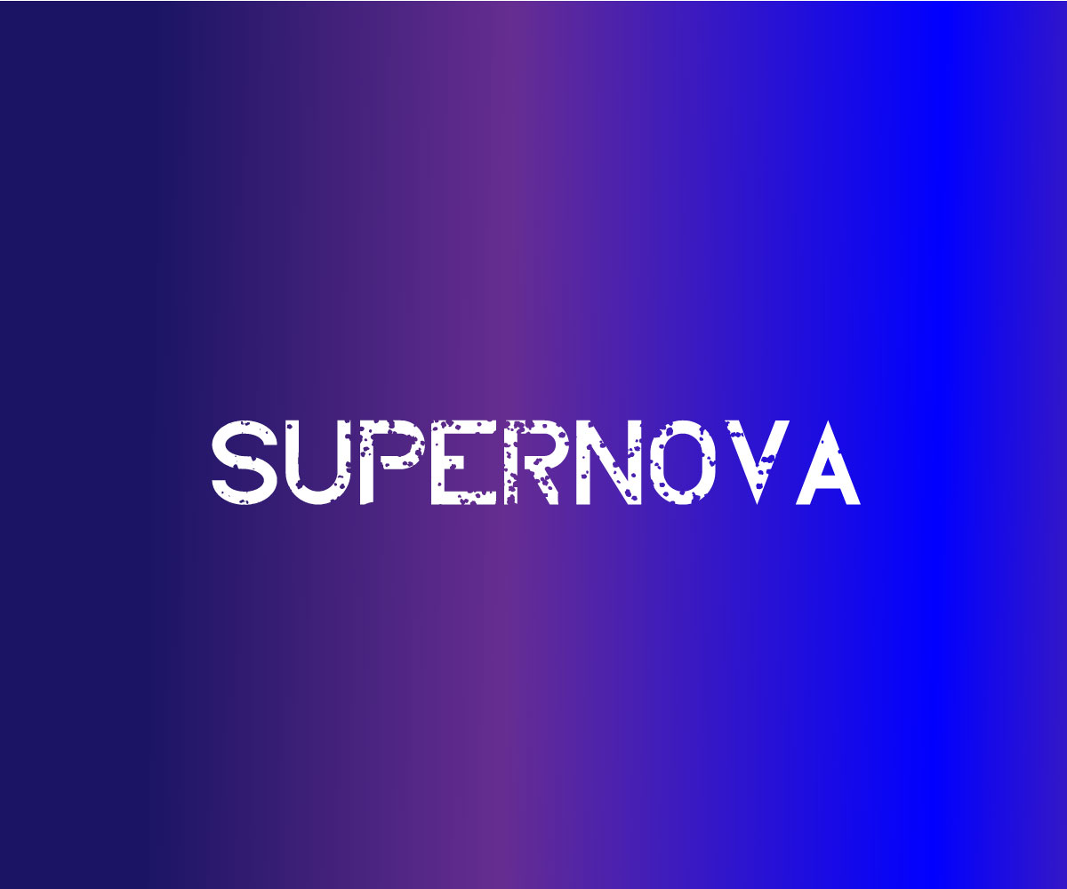Logo Design by ARMAN HOSSAIN - Entry No. 115 in the Logo Design Contest Creative Logo Design for Supernova.