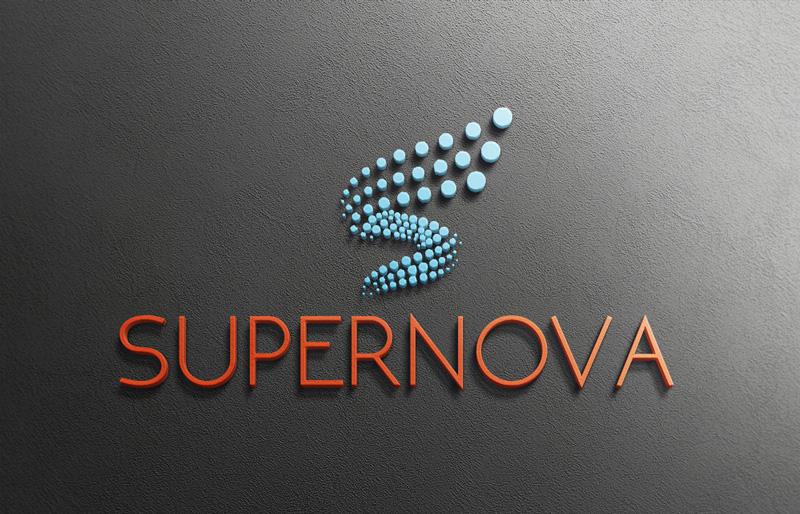 Logo Design by Sinthiya Omar - Entry No. 117 in the Logo Design Contest Creative Logo Design for Supernova.
