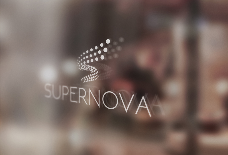 Logo Design by Sinthiya Omar - Entry No. 118 in the Logo Design Contest Creative Logo Design for Supernova.