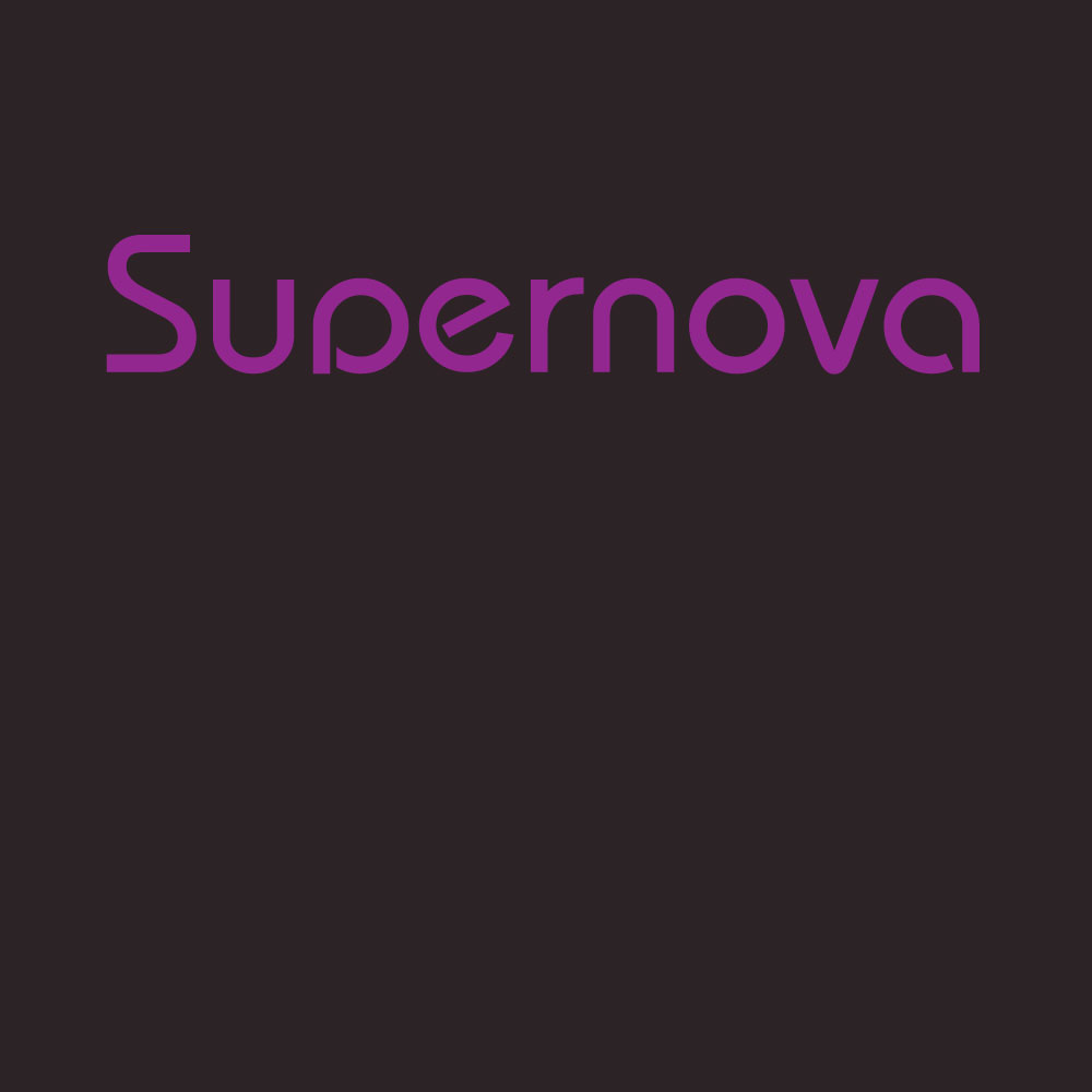 Logo Design by Ismail Hossain - Entry No. 120 in the Logo Design Contest Creative Logo Design for Supernova.