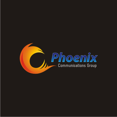 Logo Design by igepe - Entry No. 19 in the Logo Design Contest Phoenix Communications Group.