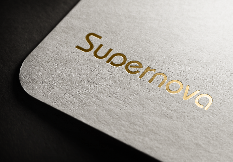 Logo Design by Ismail Hossain - Entry No. 125 in the Logo Design Contest Creative Logo Design for Supernova.