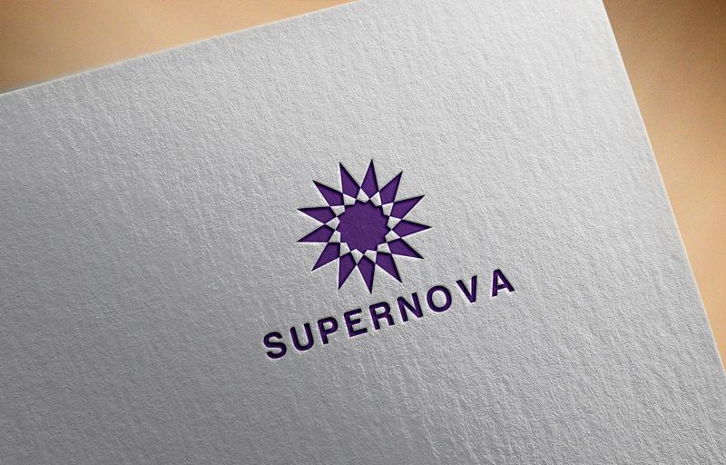 Logo Design by Rubel Tm - Entry No. 129 in the Logo Design Contest Creative Logo Design for Supernova.