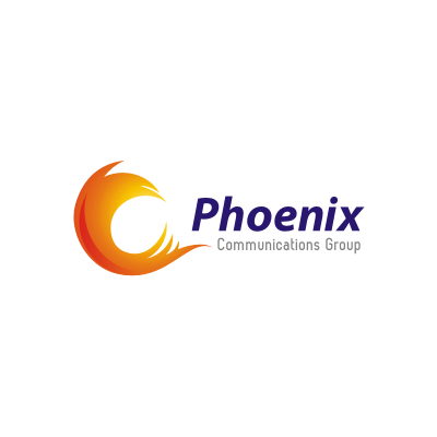 Logo Design by igepe - Entry No. 20 in the Logo Design Contest Phoenix Communications Group.