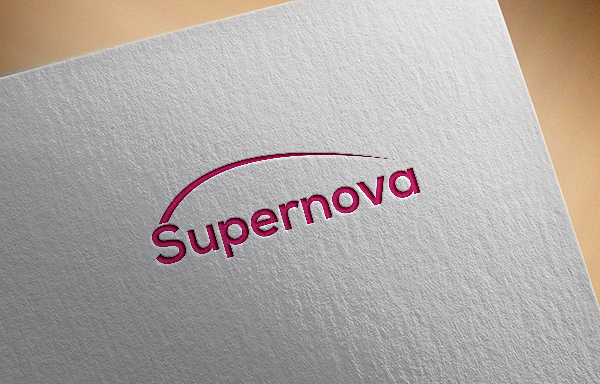 Logo Design by Nur Designer - Entry No. 131 in the Logo Design Contest Creative Logo Design for Supernova.
