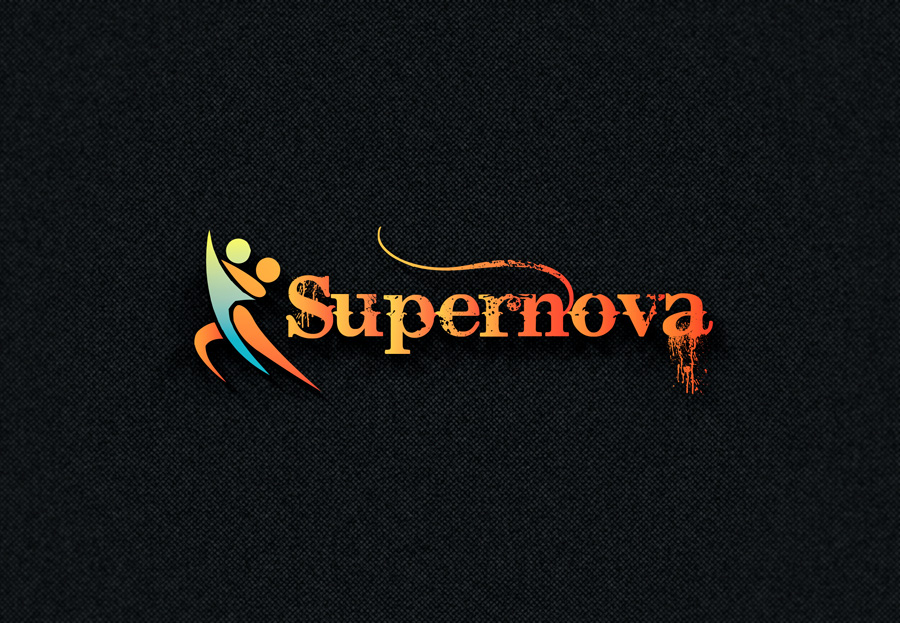 Logo Design by Magic Tools - Entry No. 134 in the Logo Design Contest Creative Logo Design for Supernova.