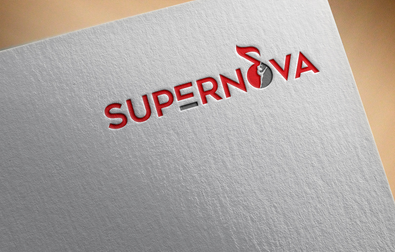 Logo Design by Mamun Hossain - Entry No. 141 in the Logo Design Contest Creative Logo Design for Supernova.