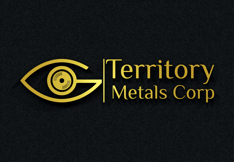 Logo Design by Shahporan Hossain - Entry No. 207 in the Logo Design Contest Unique Logo Design Wanted for Territory Metals Corp..